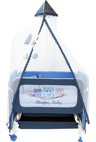 Happy Baby Plus Asansörlü Anne Yanı Beşik