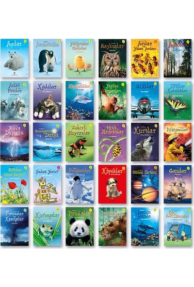 Tübitak Popüler Bilim 1. Sınıflar Ilk Okuma Kitaplarım 30 Kitaplık Set - Emily Bone