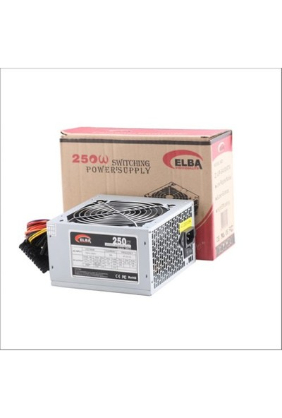 Elba New 250W Power Supply Güç Kaynağı