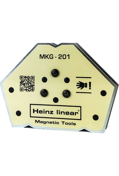 Heinz Kaynak Için Manyetik Gönye 5 Açılı Kaynak Tutucu