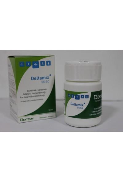 Entosav Haşere İlaçı Deltamix 55 Sc Haşere 50 ml