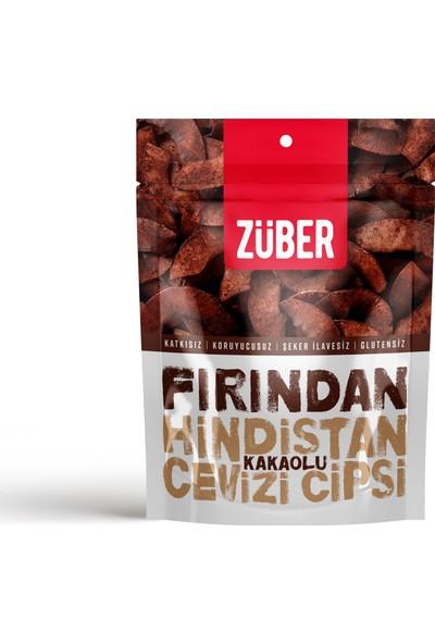 Züber Fırından Kakaolu Hindistan Cevizi Cipsi 40 gr