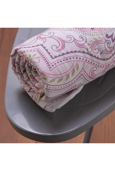 Favore Casa Hüner Casablanca Keçeli Ütü Masası Kılıfı 60X140 cm Pembe