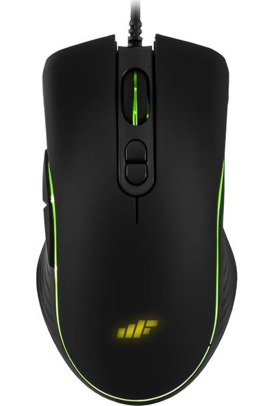 MF Product Strike 0268 Rgb Kablolu Gaming Mouse Siyah