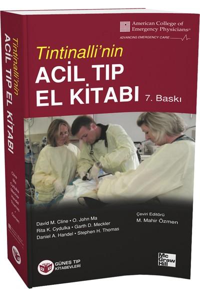 Tintinalli Acil Tıp El Kitabı