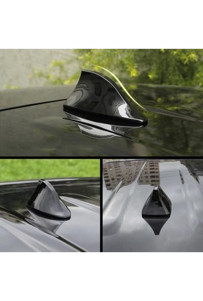 Tekstore Volvo V40 Elektrikli Shark Anten Siyah Köpek Balığı Anten
