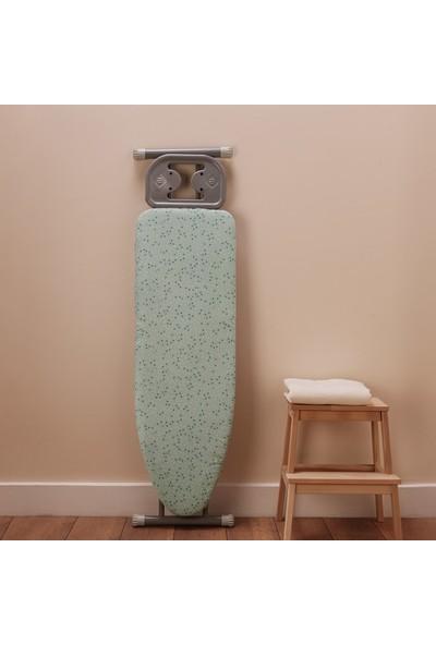 Favore Casa Hüner Gonca Keçeli Ütü Masası Kılıfı 60 x 140 cm Yeşil