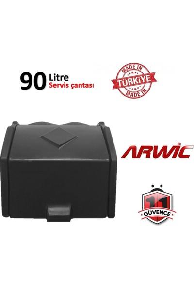 Arwic 90 lt Paket Servıs Pizza Çantası