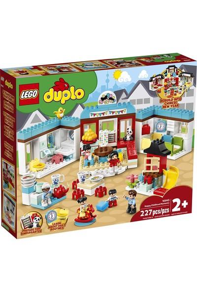 LEGO Duplo 10943 Mutlu Çocukluk Anıları