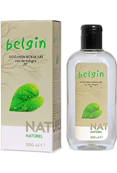 Belgin Doğanın Kokuları Naturel Kolonya 200 ml