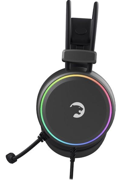 Gamepower Jın Raınbow 7.1 USB Pro Gamıng Oyuncu Kulaklığı