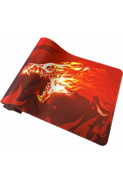 Xradesred Dragon 70X30 cm Xl Gamings Oyuncu Mousepad