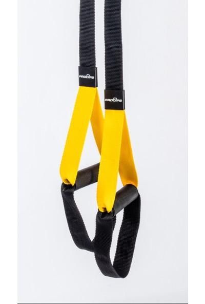 Trx Prodips Fitness Özel Seri Sarı Siyah