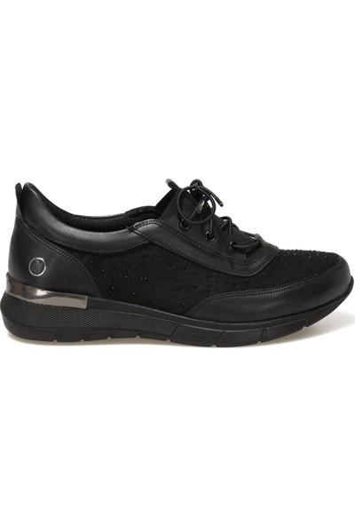 Travel Soft TRV1847.Z1FX Siyah Kadın Comfort Ayakkabı