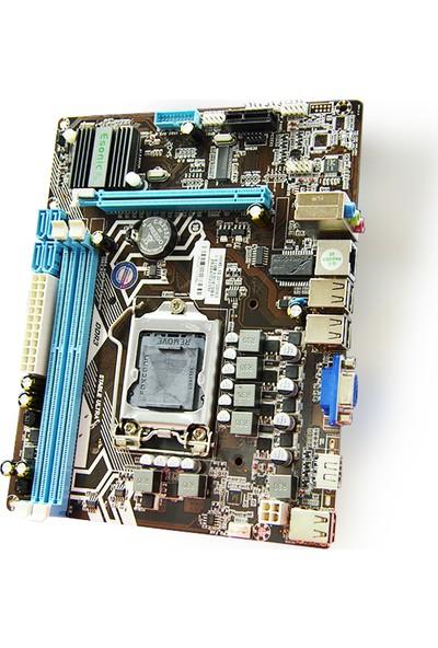 Esonic H55 KEL 1333MHz DDR3 1156 Pin mATX Anakart