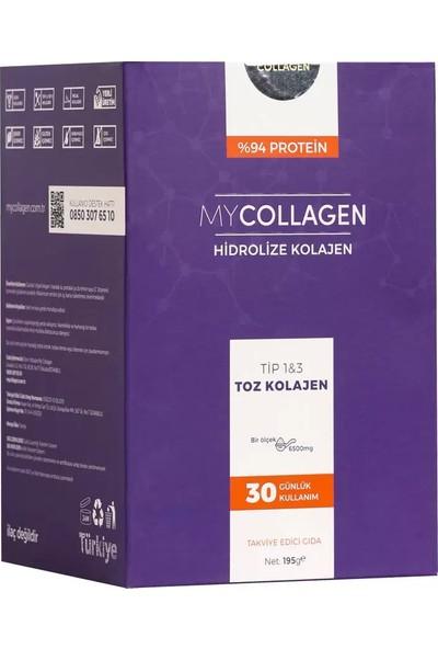 My Collagen Collagen Peptit 195 gr