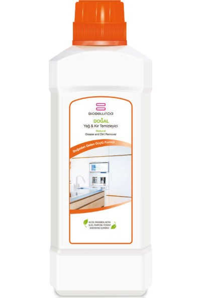 BioBellinda Bl12 + Yağ & Kir Temizleyici 1000 ml