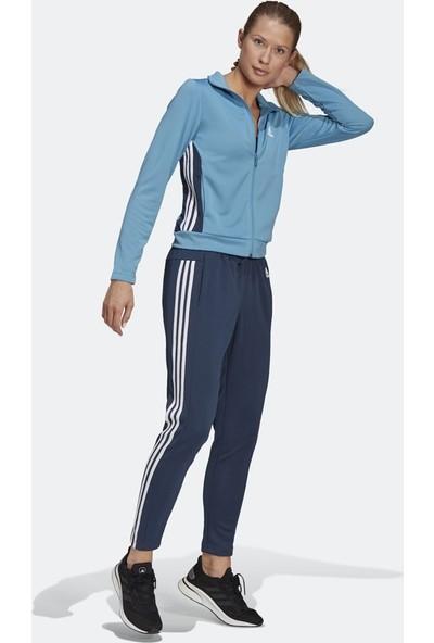Adidas Tracksuit Teamsports Kadın Eşofman Takımı