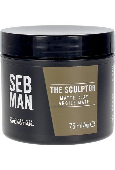 Sebastian Seb Man The Sculptor Long-Lasting Hold Matte Clay 75 ml