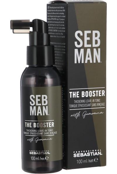 Sebastian Seb Man The Booster Hair Thickening Leave-In Tonic 100 ml