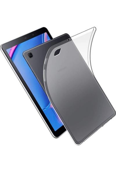 ZORE Galaxy Tab A7 10.4 T500 2020 Kılıf Zore Tablet Silikon Şeffaf
