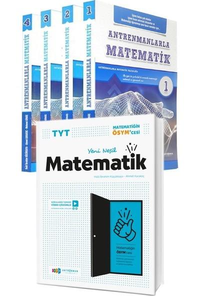 Antrenman Yayıncılık Antrenmanlarla Matematik Seti ve TYT Yeni Nesil Matematik (5 Kitap)