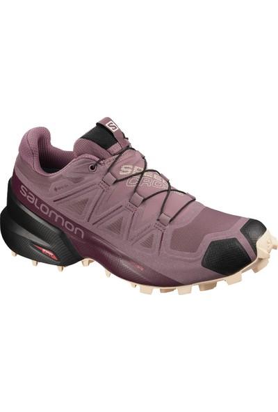 Salomon Speedcross 5 Gore-Tex Kadın Patika Koşusu Ayakkabısı 6