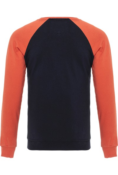 Quiksilver Everydayw Erkek Sweatshirt XS