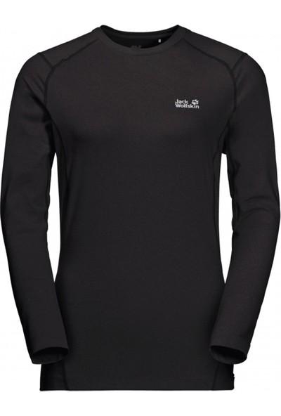 Jack Wolfskin Sky Flex Longsleeve Kadın T-Shirt S