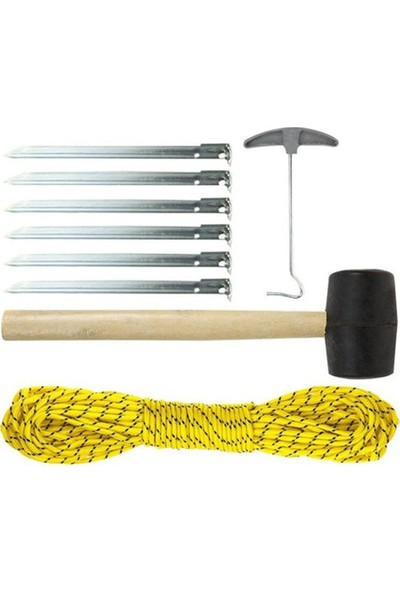 Summit Çadir Kurulum Seti Tent Accessories Set Outdoor
