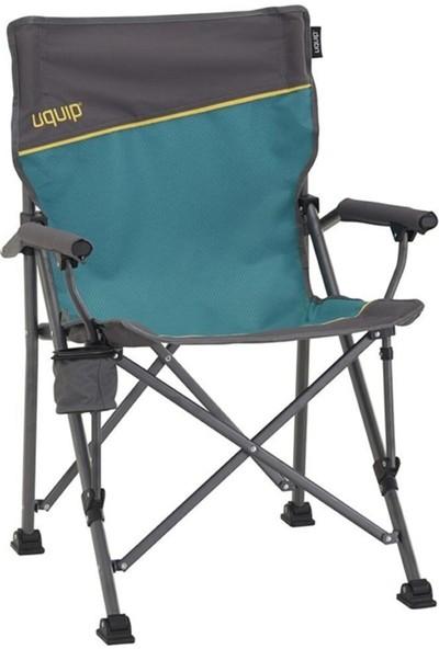 Uquip Uquip Roxy Yüksek Konforlu & Takviyeli Katlanir Kamp Sandalyesi Sandalye