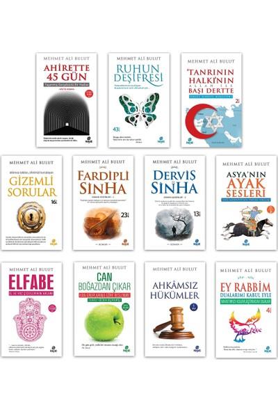 Hayat Yayınları Mehmet Ali Bulut Kitapları Seti 11 Kitap