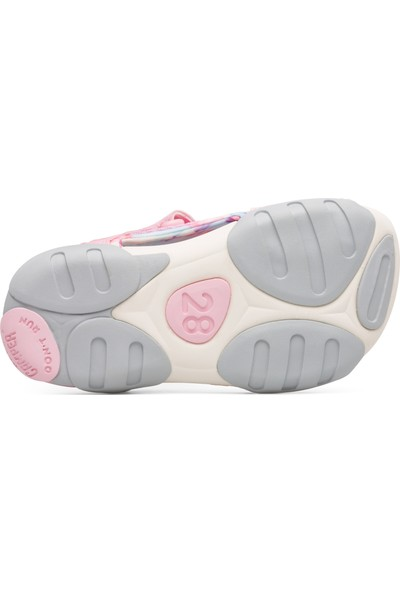 Camper 80188-061 Pembe Çocuk Sandalet