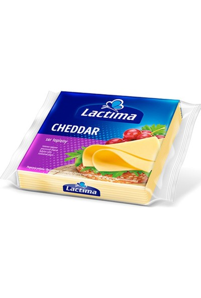 Lactima Cheddar Peyniri Dilimli 130 gr