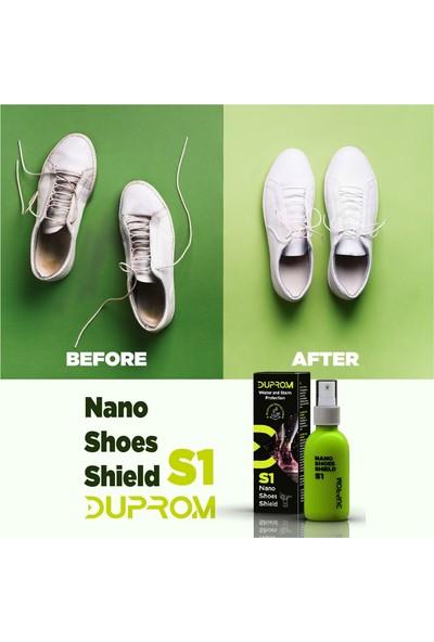 Duprom S1 Nano Ayakkabı Koruyucu Su Itici Sprey 50 ml