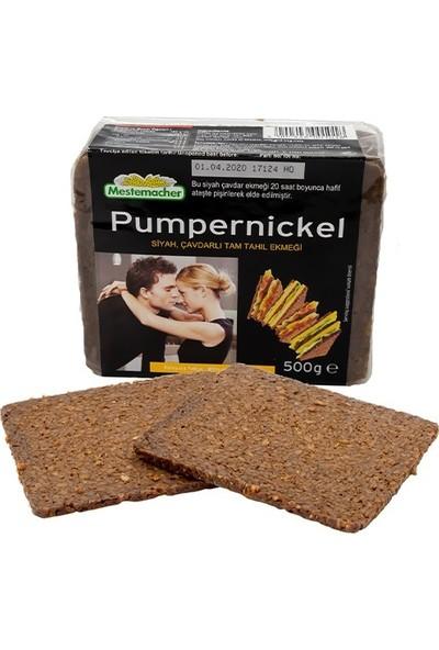 Mestemacher Pumpernickel Siyah Çavdarlı Alman Ekmeği 500 gr