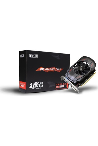 Elsa Amd Radeon R7 240 GDDR3 4 GB 128 Bit Directx 12 Ekran Kartı R72404GB