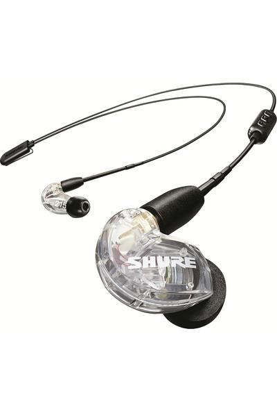 Shure SE215 Kablosuz Bluetooth Kulak Içi Yalıtımlı Kulaklık- Şeffaf