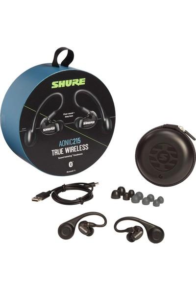 Shure Aonıc 215 True Wireless Kulak Içi Kulaklık- Siyah