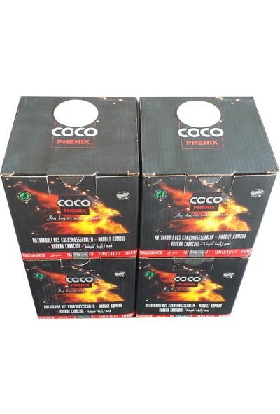 Coco Phenix 4 Kg Nargile Ve Mangal Kömürü