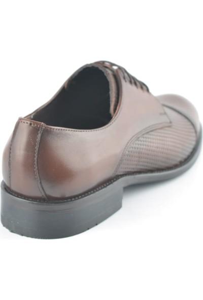 Igs Erkek Deri Klasik Ayakkabı İ1810483-11 M 1000 Kahve