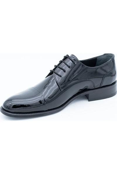 Igs Erkek Deri Klasik Ayakkabı İ1610483-3 M 1000 Siyah-Açma