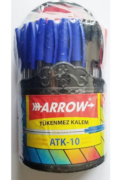 Arrow Arrrow 40 Adet Tükenmez Kalem 3 Renk