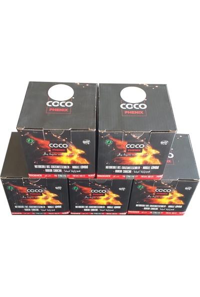 Coco Phenix 5 Kg Nargile Ve Mangal Kömürü