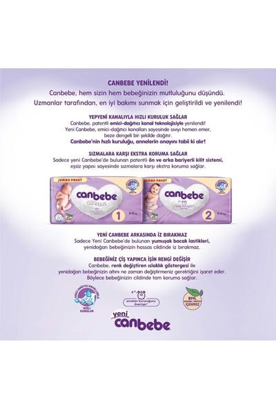 Canbebe Bebek Bezi Beden: 4+ (9 - 16 Kg) Maxi Plus 150'LI