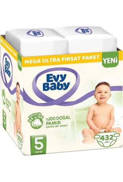 Evy Baby Bebek Bezi Beden: 5 (11-18 Kg) Junior 432'LI