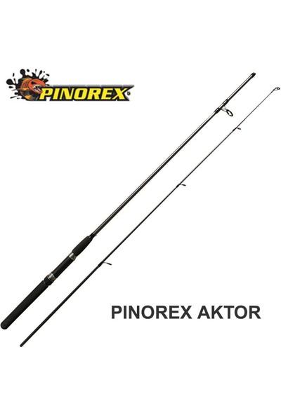 Pinorex Aktor 210 cm 2 Parça 10-30 gr Kamış