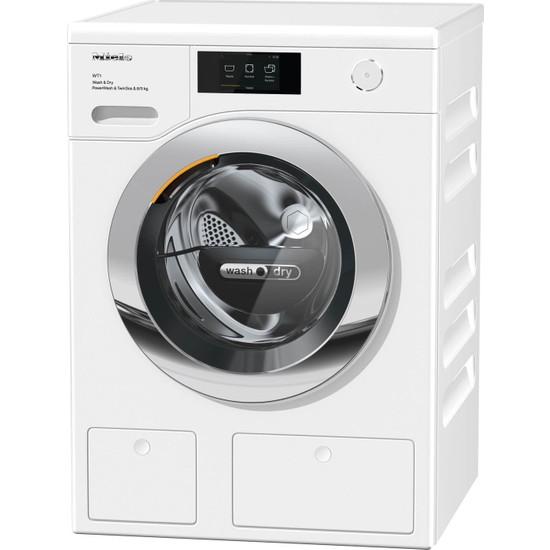 Miele Wtr 860 Wpm 8/5 kg A 8 kg Otomatik Deterjan Dozajlamalı Kurutmalı Çamaşır Makinesi
