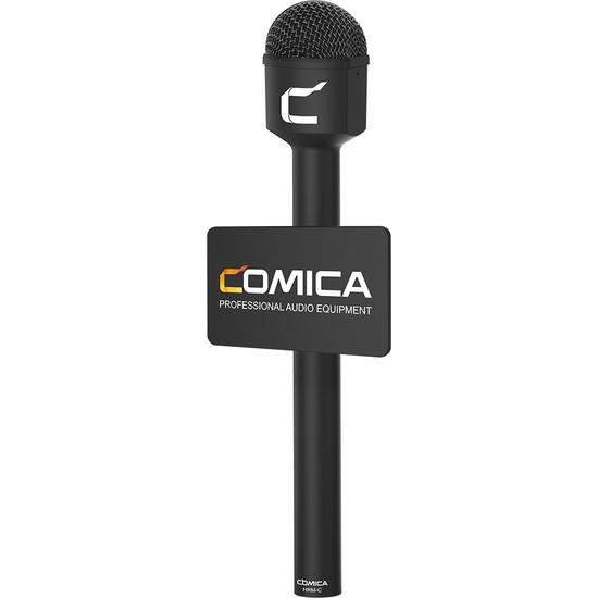 Comica Hrm-C Dslr ve Video Kameralar Için Ropörtaj Mikrofonu