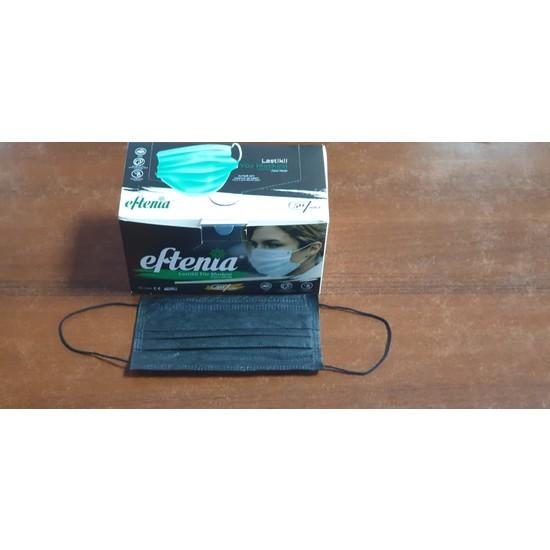 Eftenia Medical Meltblown 3 Katlı Telli Tıbbi Maske (100 Adet)